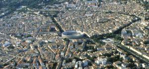 Centre-ville de Nîmes