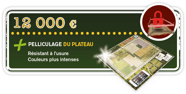 Palier 12000 € Opération Archéo