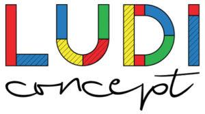 Logo Ludiconcept éditeur de jeux de société