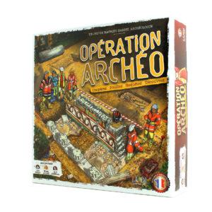 Opération Archéo, le jeu sur l'archéologie