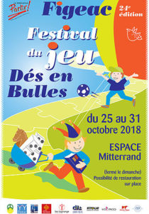 Festival de Figeac dés en bulle 2018